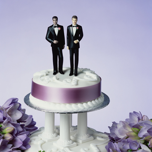 Wedding Cake Toppers For Gay Couples