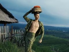 Photo courtesy America's Next Top Model.