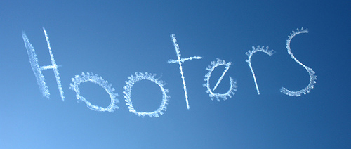 Hooters_Skywriting