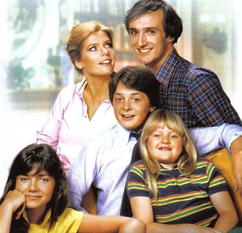 Meredith baxter family