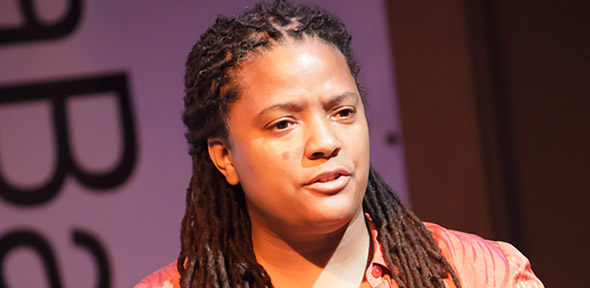 Nadine Smith, CEO of Equality Florida