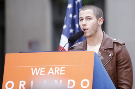 Last Night Was Complicated: Why Nick Jonas Wasn't The Right Choice To Speak For The Orlando Victims
